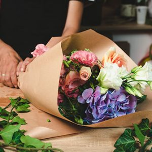 Flowers and bouquets