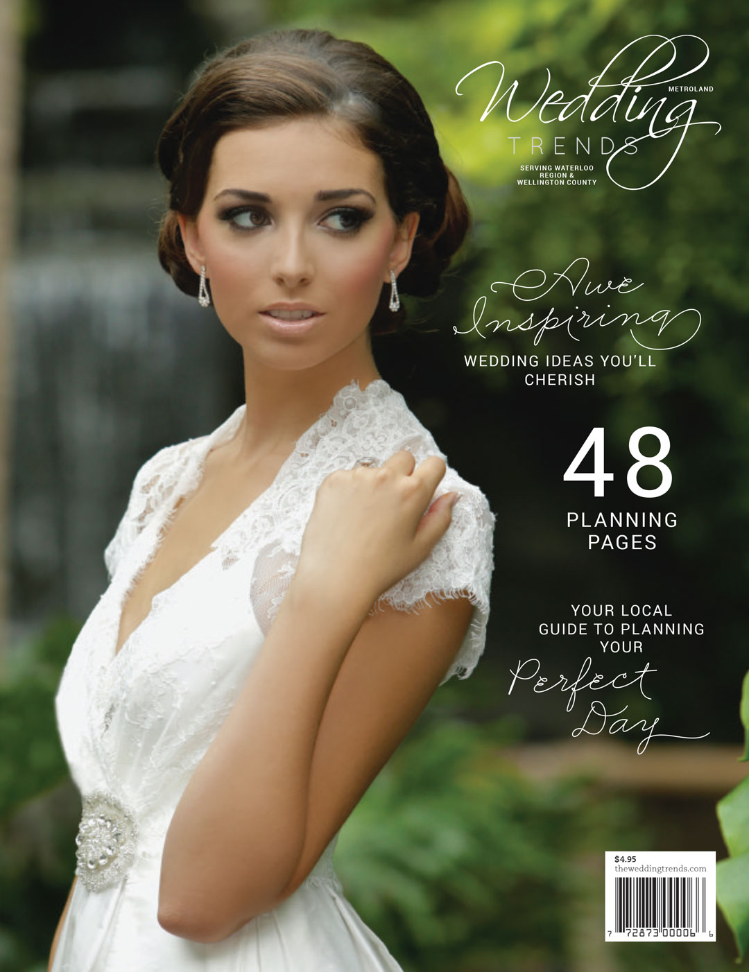 Wedding Trends Magazine Fall 2014