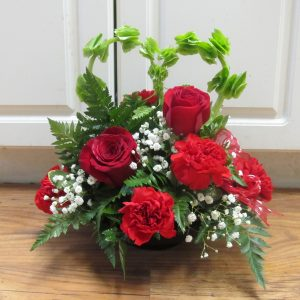 Red Roses Valentine Lombard