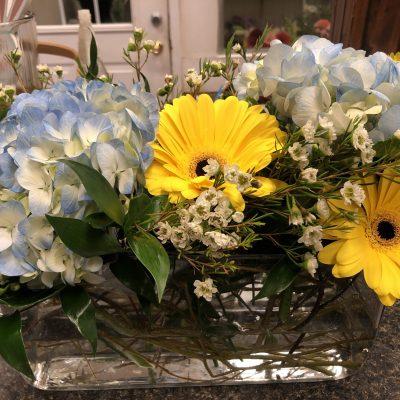 Gerber Daisies Flower Arrangement